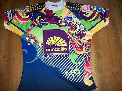 Great Britain Rugby League All Stars Shirt Adults XXL Top Jersey