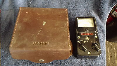Vintage Frigidaire Oven Tester made by SIMPSON ELCTRICAL CO
