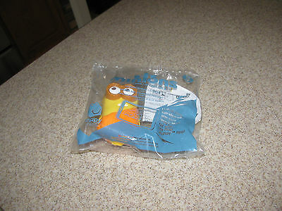 NEW 2015 McDonald's Happy Meal MINIONS - Talking Caveman Minion Toy #5 (Cursing)