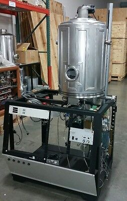 CHA Industries Model SEC600 Electron Beam (E-beam) Evaporation System