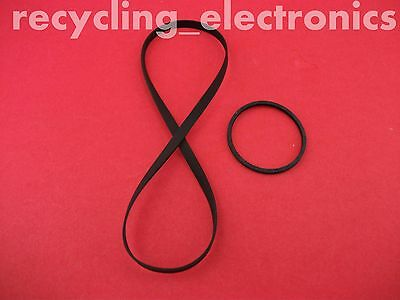 SONY TC-K611S, TCK611S Drive Belt Kit For Cassette Deck (2 Belts)