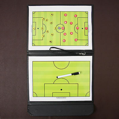 Coach Board Soccer Manager Strategy Tactics Fun Training Family Game New noo