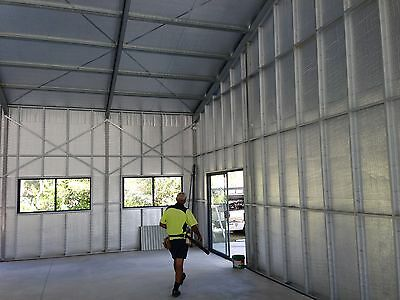 TradeSelect ThermalBrane 4 Foil Shed house insulation 1500mm wide 45m2 roll