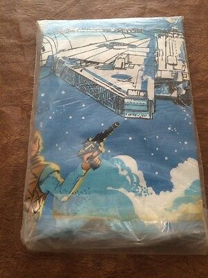 Vintage Never Used 1977 Star Wars Bed Cover