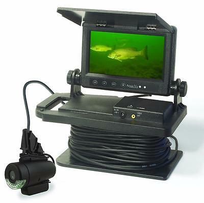 Aqua-Vu 760Ci Underwater Infrared Fishing Camera with 100-Foot Cable