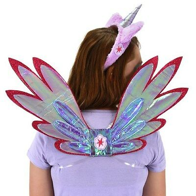 My Little Pony Twilight Sparkle Wings for Halloween Costume Accessory Cosplay