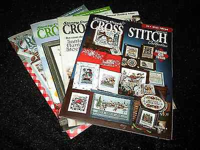 Stoney Creek Cross Stitch Collection Magazine YOU CHOOSE! Holiday, Gift Ideas, +