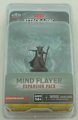 Dungeons & Dragons Attack Wing Mind Flayer Miniature Expansion Pack  WZK71966