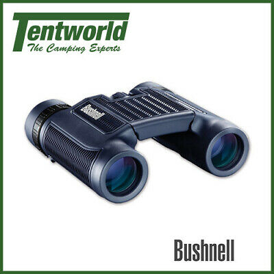 Bushnell Waterproof H20 10 x 25 Binoculars Scout Military Camping Tool