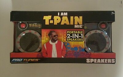T-Pain Portable 2-1 Speakers