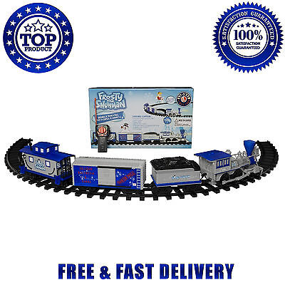 Lionel Trains Frosty The Snowman G Gauge Locomotive And Tender Ready To Run Set