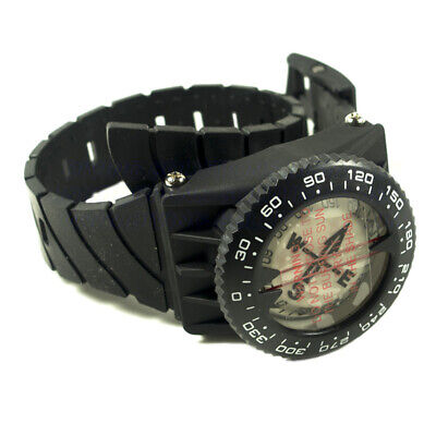 Scuba Diving Wrist Compass Underwater Navigation Luminescent Dial Face