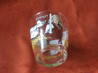WeRy RaRe Nutella Glass GOWYN Lord of the Rings the return of the King