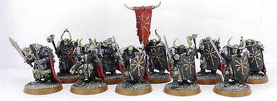 Warhammer - Chaos Warriors - Painted # 6G5