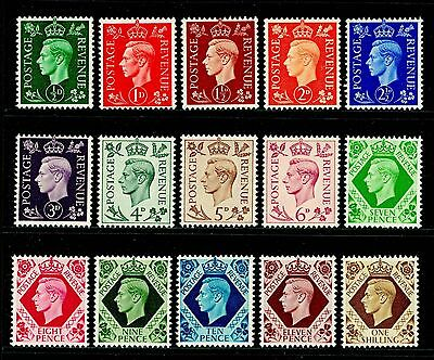 Sg462-475, COMPLETE SET, UNMOUNTED MINT. Cat £45.