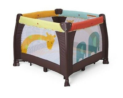 "FULL SIZE PLAYPEN PLAY YARD by Delta Children 36"" x 36"" Baby Toddler Home/Travel"