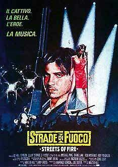 Strade Di Fuoco (Blu-Ray) PULP VIDEO