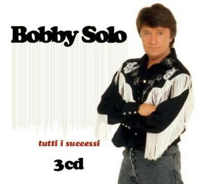 Tutti I Successi - BOX [3 CD] - Bobby Solo BMG RIGHTS MANAGEMENT