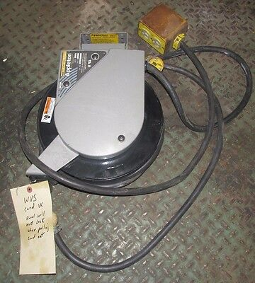 Appleton Electric Company Reelite Electric Cord Reel 13Amps 125Volts 41469WVS