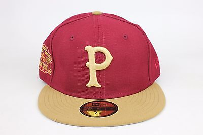 Pittsburgh Pirates 1903 World Series SP / Cardinal New Era 59Fifty Fitted Hat