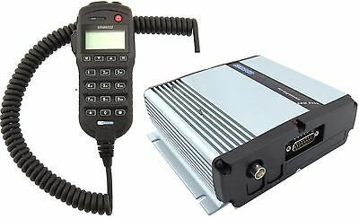 Simoco Srm9022 25 Watt Uhf Mobile Radio 400-450Mhz 70Cm High Spec Mobile Radio