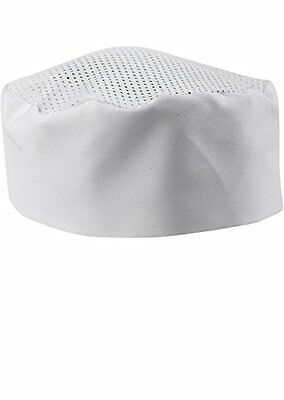 White Chef Hat - Adjustable Velcro