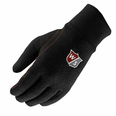 1 Pair NEW Wilson Staff Mens Winter Golf Gloves Regular Fit -You Choose the Size