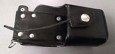 Motorola Leather Radio Holster Case HT1000 MTS2000 MTX8000 MTX9000 JT1000 MT2000