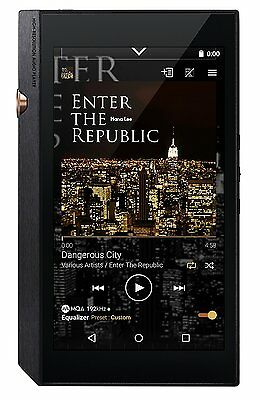Pioneer Digital Audio Player XDP-300R (B) Black New in Box from Japan