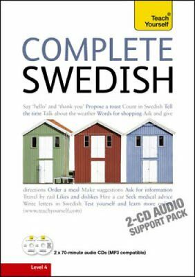 Complete Swedish Beginner to Intermediate Course: Audio Support... 9781444107180