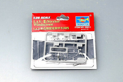 Trumpeter Stryker/LAV III Windscreen Protective screen with Express-Mask 1:35
