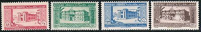 Lebanon 1943 Sc#163-166, Proclamation of Independence, MNH** VF cp6