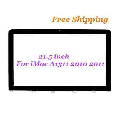 New 21.5 inch LCD Glass Front Screen Panel For iMac A1311 2010 2011 US seller