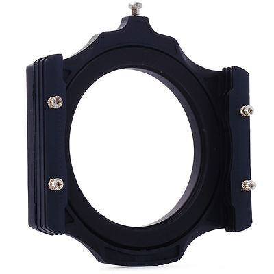 100mm Filter Holder + 77mm Metal Ring for Lee Tiffen Singh-Ray Cokin Z 4X4 LF405