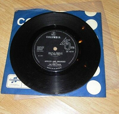 The Pink Floyd - Apples And Oranges - Db 8310 - Price Has Been Lowered