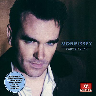 Morrissey Vauxhall And I Lp Vinyl 33Rpm New 20Th Anniversary Re To Master