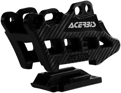 ACERBIS CHAIN GUIDE BLOCK 2.0 (BLACK) 2410990001 Fits: Yamaha YZ125,YZ250,YZ250F