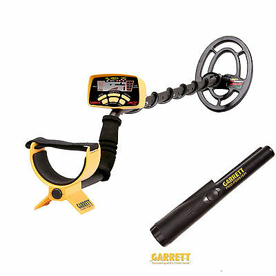 Garrett Ace 250 Accurate Locator Package - Inlcudes Pro Pointer 2