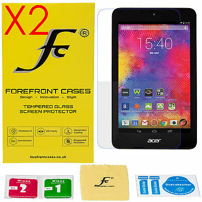 Forefront Cases® HD 9H Tempered Glass Screen Protector Acer Iconia One 7 B1-780