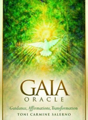 Gaia Oracle Guidance, Affirmations, Transformation Book and Ora... 9780980398373