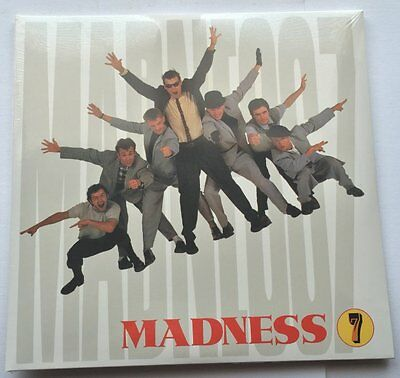 """MADNESS - 7 (seven) - 10"""" DOUBLE GATEFOLD DELUXE LP's - SIZE 1003"""