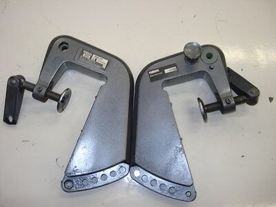 Yamaha Bracket Clamp fits 8hp 1997 - 2000 model 2 stroke outboards 6M8-G3111-01-