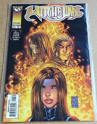 "Top Cow ""witchblade #27"" Comic  New/unread  High Grade  N/m  1998"