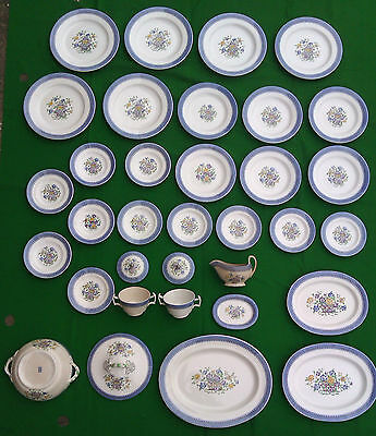 COPELAND, LATE SPODE PART DINNER SERVICE C1920`s