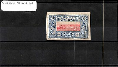 Somali Coast-French Overseas Scott #16, 17 & 18 MH Mint Hinged Stamps #80951