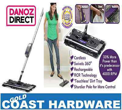 GENUINE Danoz Direct -  Swivel Sweeper Max - AS SEEN ON TV
