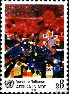 UN-Vienna 55 (complete issue) used 1986 Africa in Not