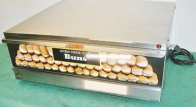 Star Sst 30 Hot Dog Bun Warmer Cooker Excellent Condition Low Use
