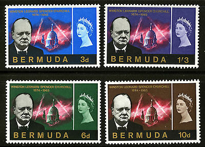 Bermuda 1966 Churchill MNH