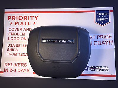 NEW Land Range Rover Evoque  2010 2011 2012 2013 2014 2015 driver airbag cover